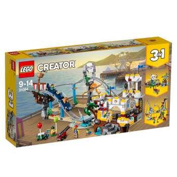 LEGO CREATOR GUSARSKI VOZ SMRTI