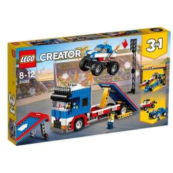 LEGO CREATOR PUTUJUCI IZVODJACI VRATOLOMIJA