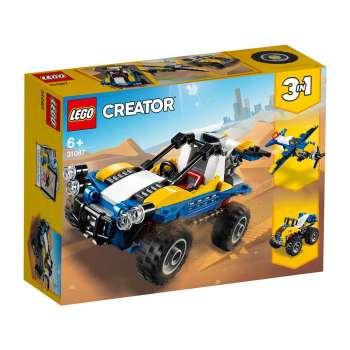 LEGO CREATOR PJESCANI BUGGY