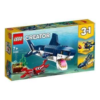 LEGO CREATOR BICA IZ MORSKIH DUBINA
