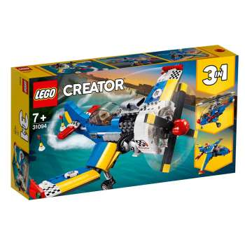 LEGO CREATOR TRKACI AVION