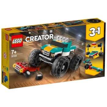 LEGO LEGO CREATOR CREATOR CUDOVISNI KAMION
