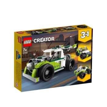 LEGO LEGO CREATOR RAKETNI KAMION
