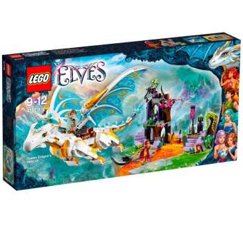 LEGO ELVES SPASAVANJE KRALJICE ZMAJEVA