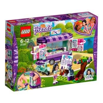 LEGO FRIENDS EMMINO POSTOLJE ZA UMJETNICKA DJELA