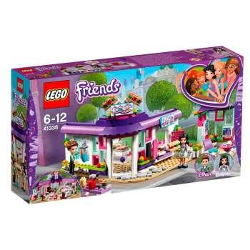 LEGO FRIENDS EMMIN UMJETNICKI KAFIC