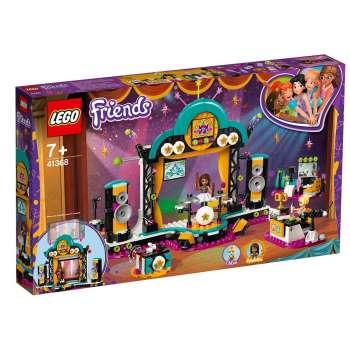 LEGO FRIENDS ANDREIN TALENT SOU