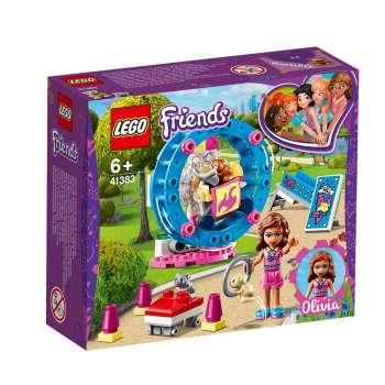LEGO FRIENDS OLIVIJINO IGRALISTE ZA HRCKA