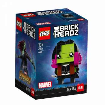 LEGO BRICK HEADZ GAMORA