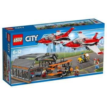 LEGO CITY AEROMITING U ZRACNOJ LUCI