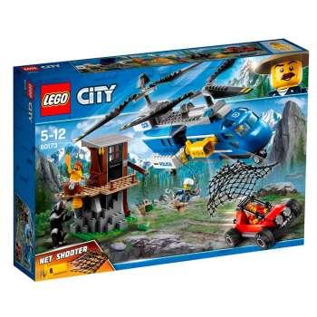 LEGO CITY HAPSENJE NA PLANINI