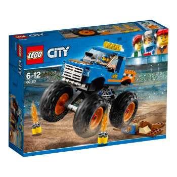 LEGO CITY CUDOVISNI KAMION