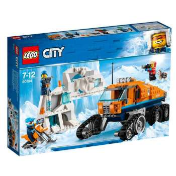 LEGO CITY ARKTICKI IZVIDJACKI KAMION