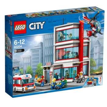LEGO CITY BOLNICA