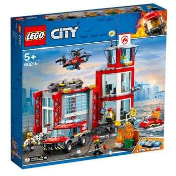 LEGO CITY VATROGASNA STANICA