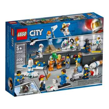 LEGO CITY PEOPLE PACK  SPACE RESEARCH