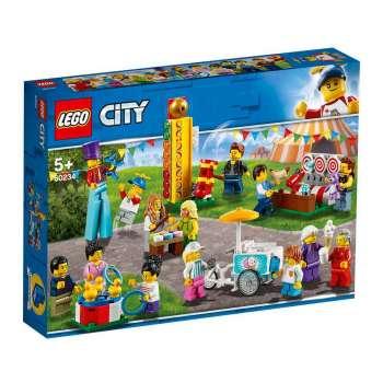 LEGO CITY KOMPLET LJUDI: ZABAVNI SAJAM