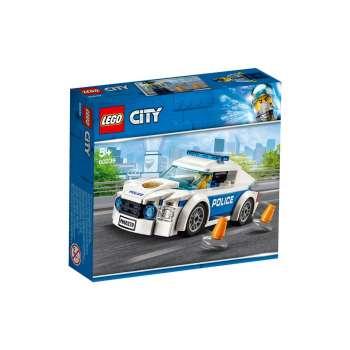 LEGO CITY POLICIJSKI PATROLNI AUTOMOBIL