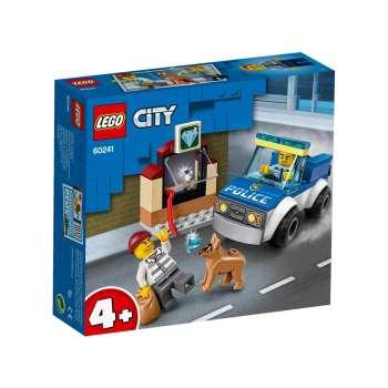 LEGO CITY POLICE POLICIJSKA JEDINICA SA PSIMA
