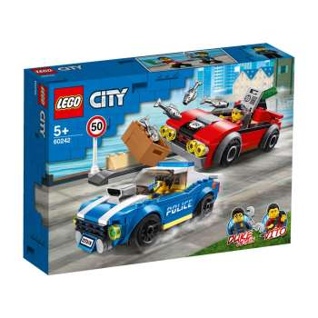 LEGO CITY POLICE HAPSENJE NA AUTOCESTI