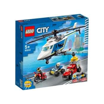 LEGO CITY POLICE POLICIJSKA POTJERA U HELIKOPTERU