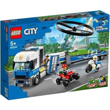 LEGO CITY POLICE PRIJEVOZ POLICIJSKOG HELIKOPTERA