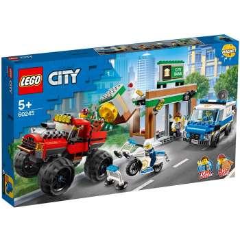 LEGO CITY POLICE POLICIJSKA POTJERA ZA CUDOVISNIM KAMIONOM