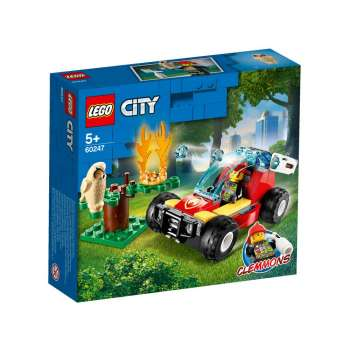 LEGO CITY FIRE SUMSKI POZAR