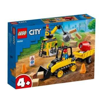 LEGO CITY GREAT VEHICLES GRADJEVINSKI BULDOZER