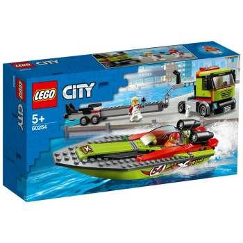 LEGO CITY GREAT VEHICLES KAMION ZA PRIJEVOZ TRKACEG CAMCA