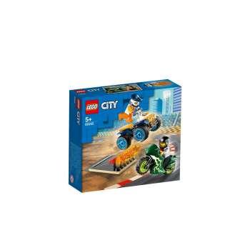 LEGO CITY NITRO WHEELS KASKADERI