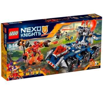 LEGO NEXO KNIGHTS AXLOV NOSAC AVIONA