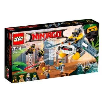 LEGO NINJAGO MOVIE BOMBARDER RAZA