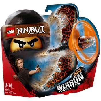 LEGO NINJAGO COLE GOSPODAR ZMAJEVA