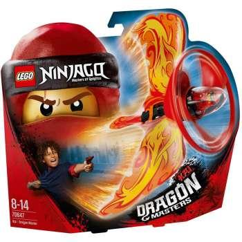 LEGO NINJAGO KAI GOSPODAR ZMAJEVA