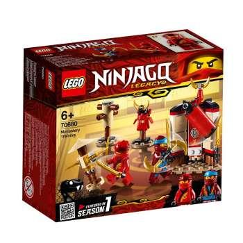 LEGO NINJAGO TRENING U SAMOSTANU