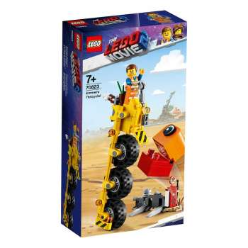 LEGO MOVIE EMMETOV TRICIKL
