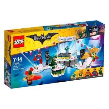 LEGO BATMAN PROSLA GODISNJICE LIGE PRAVDE