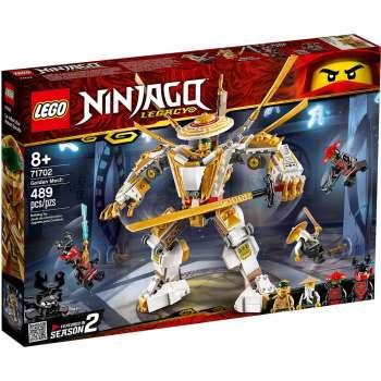 LEGO NINJAGO ZLATNI ROBOT