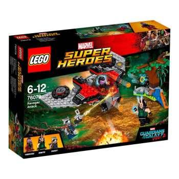 LEGO SUPER HEROES RAVAGER NAPAD