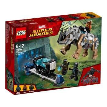 LEGO SUPER HEROES SUKOB NOSOROGA UZ RUDNIK