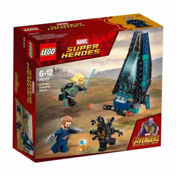 LEGO SUPER HEROES OUTRIDER NAPAD