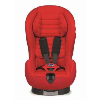 CHICCO AUTO ST XPACE ISOFIX 9-18KG SCARLET
