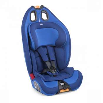 CHICCO AUTO-SEDISTE (9-36KG) GRO-UP 123 POWER BLUE PLAVO