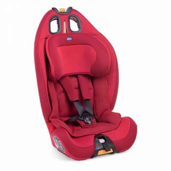 CHICCO AUTO-SEDISTE (9-36KG) GRO-UP 123 RED PASSION CRVENI