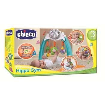 CHICCO GLAZBENI HIPPO GYM 3M+