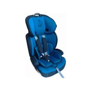 AUTOSJEDALICA FIESTA  9-36KG - BLUE ZY12BLUE