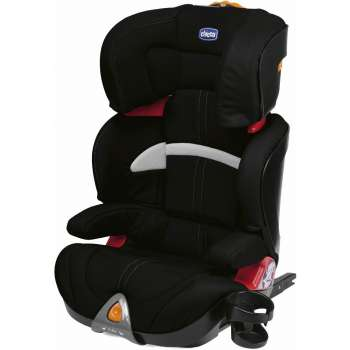 CHICCO AUTO SEDISTE (15  36KG) OASYS 2/3 EVO BLACK NIGHT-CRNO