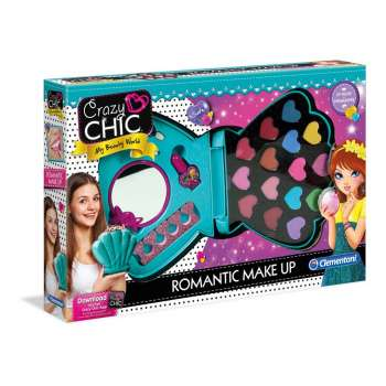 CRAZY CHIC ROMANTIC PALETA SMINKE