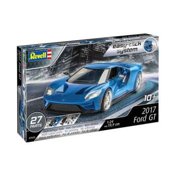 REVELL 2017 FORD GT